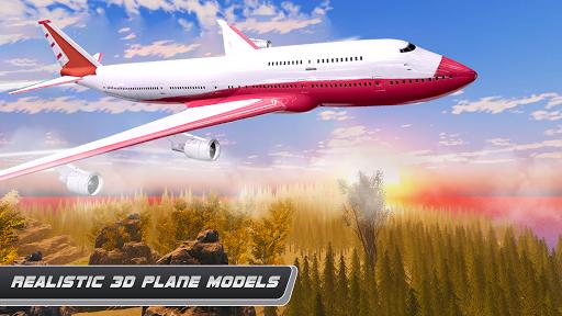 Airplane Real Flight Simulator 2020: Pro Pilot 3d  screenshots 12