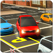 City Road Car Parking: Free Car Parking Games