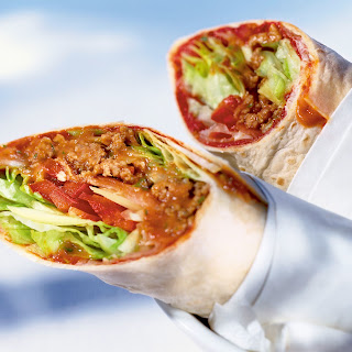 Bolognese-Wraps Speciale