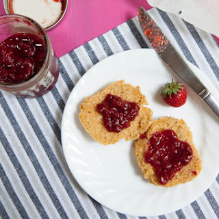 Low-Sugar Strawberry Balsamic Jam.
