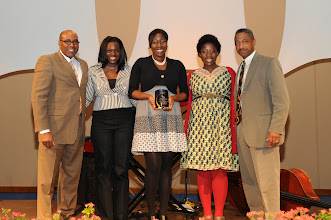"""Photo: """"Sharing the Dream in Community Service Group"""" winner The African Student Organization"""