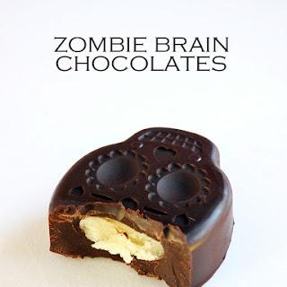 Zombie Brains Chocolates Recipe
