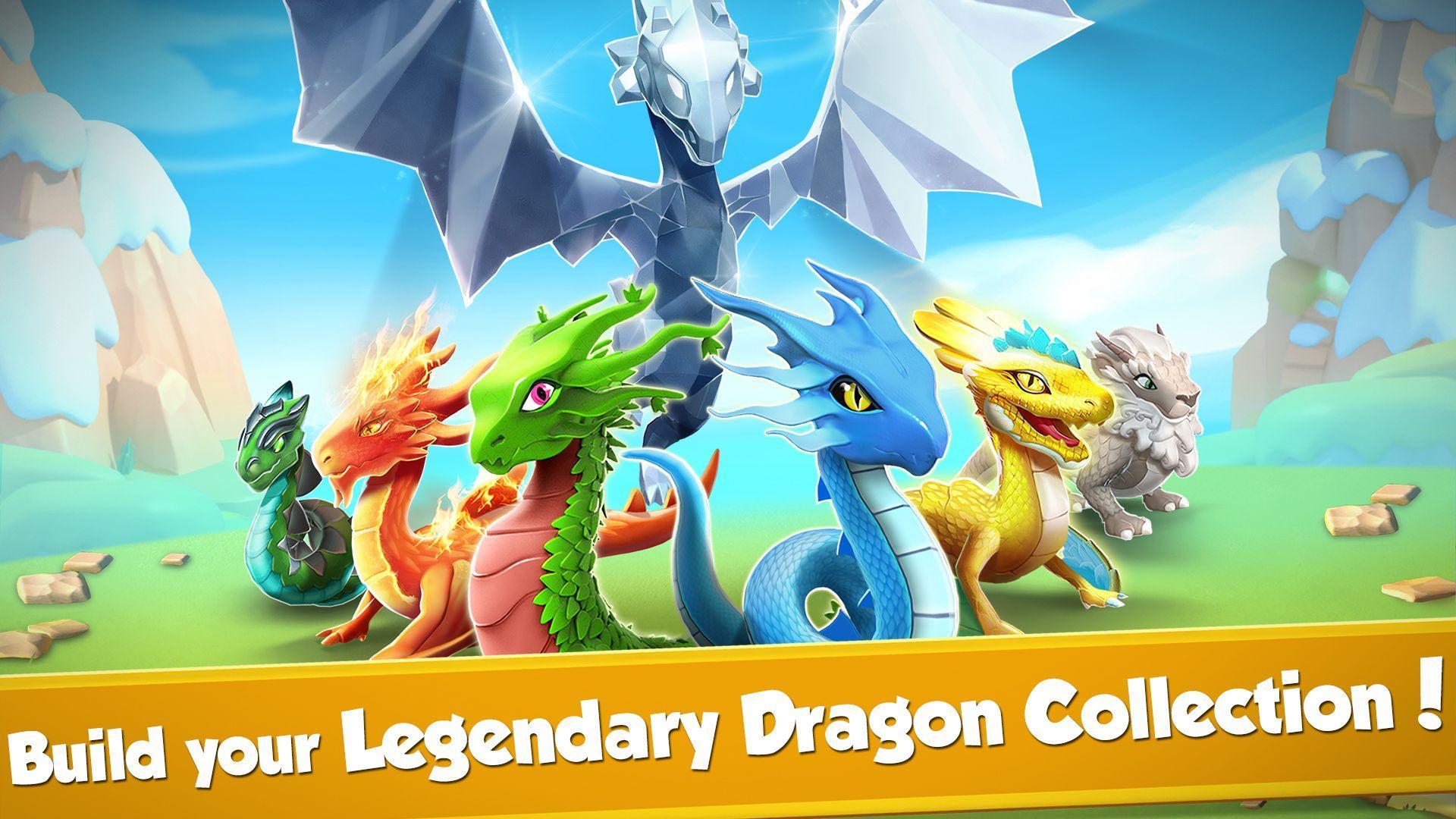 Dragon Mania Legends screenshot #7