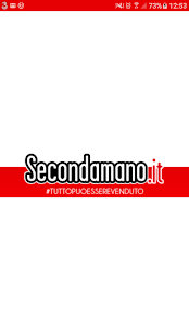 Secondamano- screenshot thumbnail