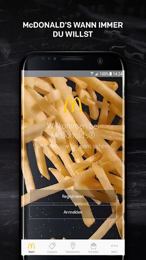 McDonaldu2019s Deutschland 5.4.0.34242 gameplay | AndroidFC 1