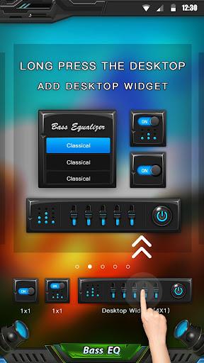 Equalizer & Bass Booster Screenshot
