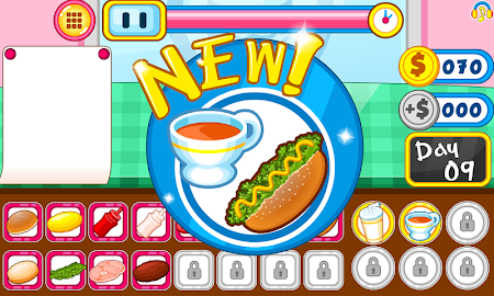 Burger shop fast food 1.0.5 screenshot 2088680
