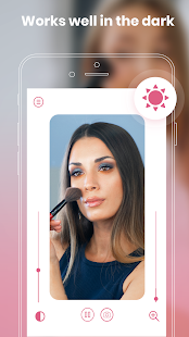 Mirror Plus - Pocket Mirror - Makeup and Shaving
