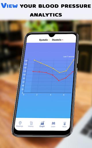 Blood pressure record maintain app - Track bp log cheat hacks