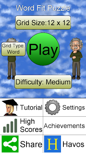 Word Fit Puzzle 2.10.1 screenshots 5