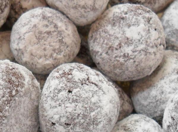 Chocolate Cherry Balls Recipe