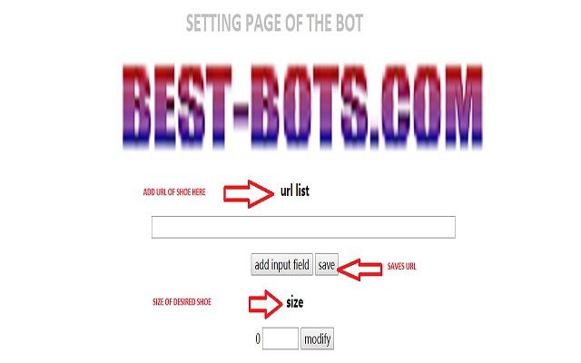 free prelink Nike shoe bot from best-bots.com