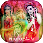 Ultimate Photo Blender Photo Mixer App Icon