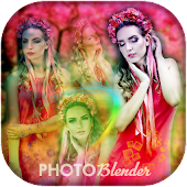 Photo Blender : Photo Mixer App, Overlays