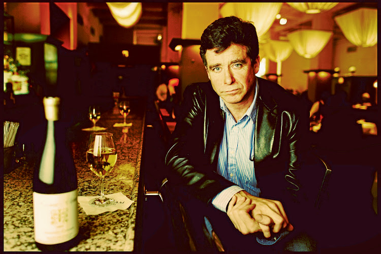 Jay McInerney. Picture: SUPPLIED