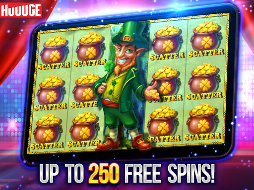 Slots - Huuuge Casino: Free Slot Machines Games screenshot 4