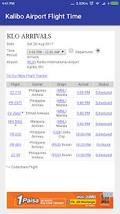 Kalibo Airport Flight Time - náhled