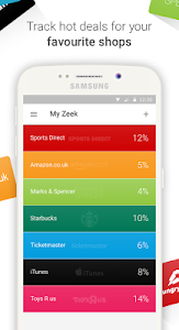 Zeek: Gift Voucher Marketplace screenshot 1