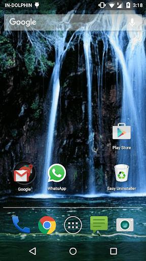 Waterfall Ripple LiveWallpaper