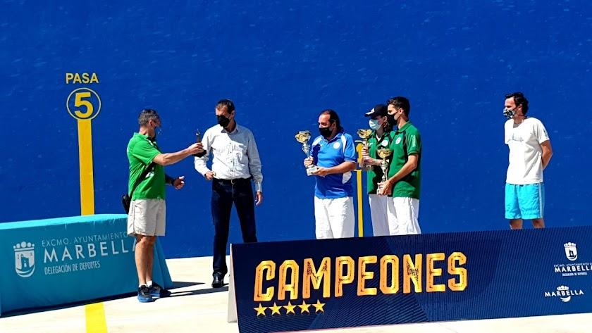 El equipo de Abrucena ha repetido título.