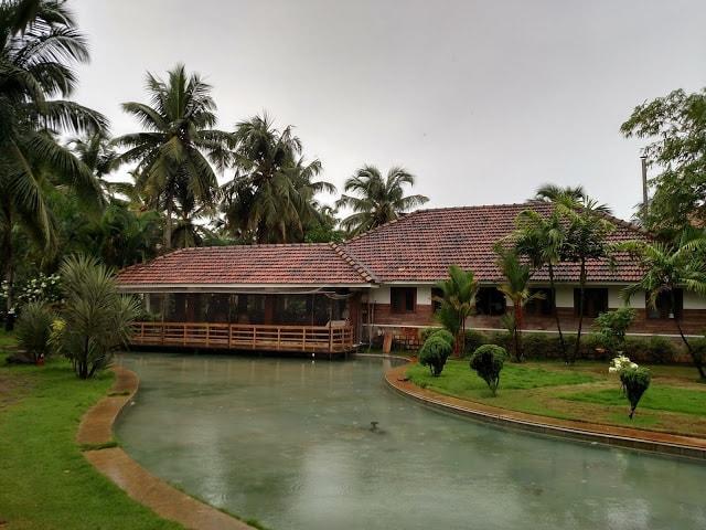 Malabar Ocean-Front resort, Kerala