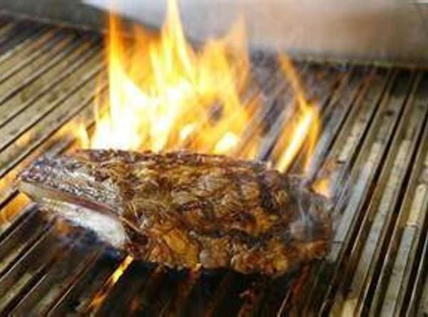 Rib Eye Steak By Freda Recipe