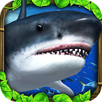 Wildlife Simulator: Shark Icon