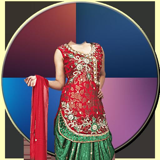Woman Salwar Kameez Suit 攝影 App LOGO-硬是要APP