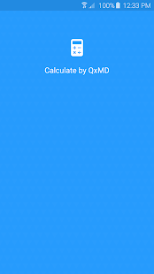 Calculate by QxMD- screenshot thumbnail