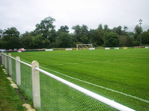 Photo: 19/08/07 v Wantage Town (FAC EP Rd) - contributed by Christine Morgan