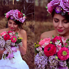 Wedding photographer Tanya Vereschagina (Vereshchagina). Photo of 08.04.2014