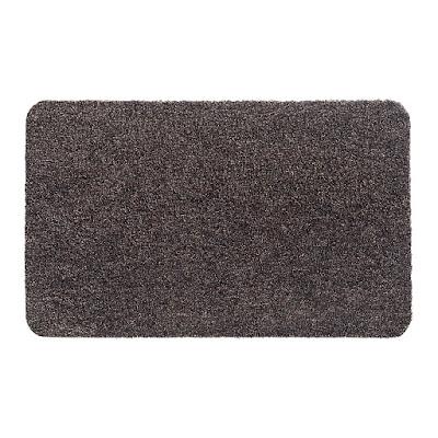 Грязезащитный коврик HAMAT Aqua Luxe коричневый 50х80 см