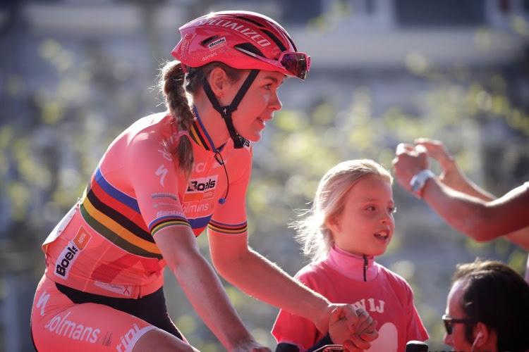 """Wereldkampioene gaat voor vijf op een rij in Waalse Pijl: """"Maar vergelijk me niet met Mathieu van der Poel"""""""