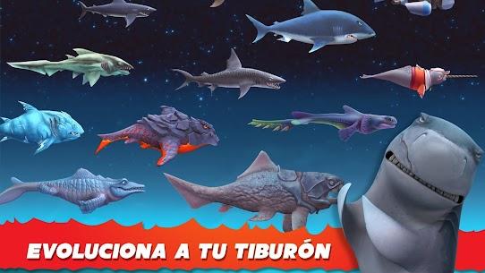 Hungry Shark Evolution (MOD) APK 2