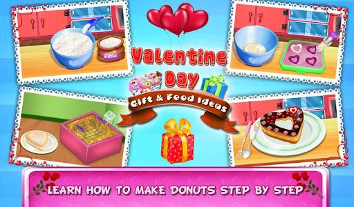 Valentine Day Gift & Food Ideas Game 1.0.2 screenshots 1