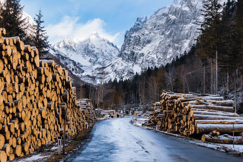 Strada montana di Dario Lo Presti