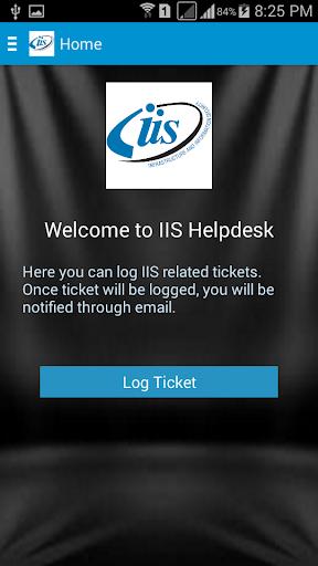 eClerx IIS Helpdesk