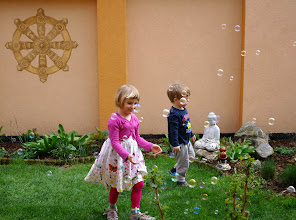 Photo: bubliny - bubbles