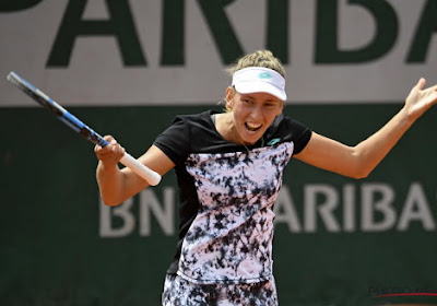 US Open : Elise Mertens fait le bilan de sa victoire contre Strycova