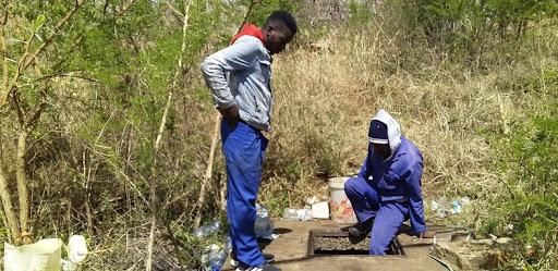 Families drink from drains as water trucks break down