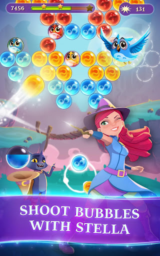 Bubble Witch 3 Saga 4.12.4 screenshots 7