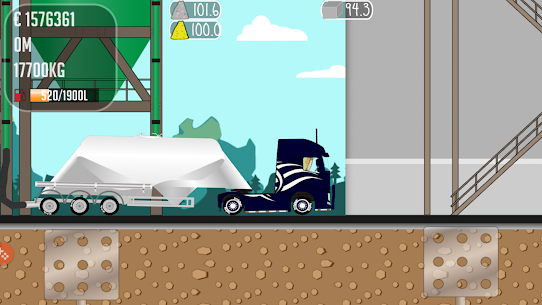 Trucker Joe Mod Apk Download For Android and Iphone 3