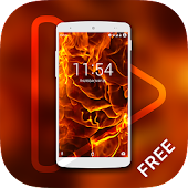 Fire live wallpaper (Flame)