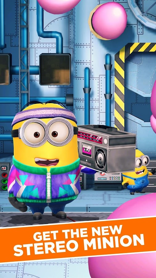 Despicable Me: Minion Rush - Android Apps on Google Play