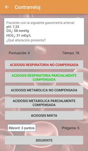 Gasometru00eda arterial  screenshots 3