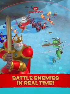 Ancient Battle Mod Apk (Unlimited Money + No Ads) 3.7.10 4