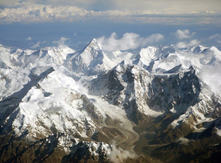 Central Tian Shan mountains.
