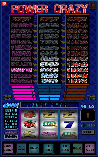 Power Crazy Fruit Machine Slots Game 1.17 8
