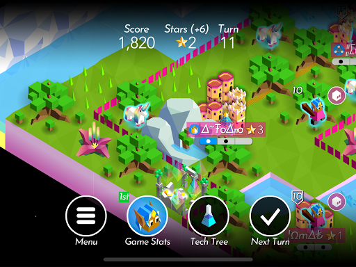 Battle of Polytopia - A Civilization Strategy Game apkdebit screenshots 12