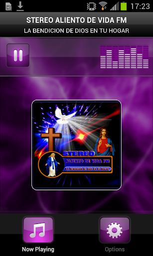 STEREO ALIENTO DE VIDA FM